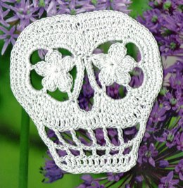 Vera Revised Day of the Dead Sugar Skull