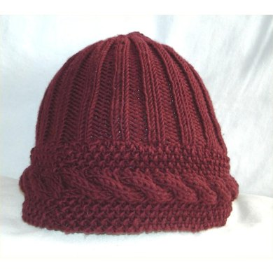 The Cabled Hat