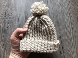 Easy Children's Hat