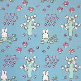 Visage Textiles Miffy Cut to Length - In The Park