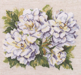 Rto Garden Roses Cross Stitch Kit