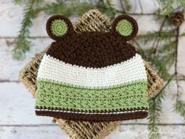 Grizzly Mountain Bear Hat