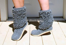 Cozy Women's Lamb Boots
