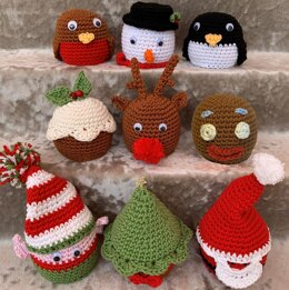 Christmas Collection: Chocolate Orange Covers
