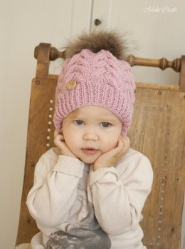 Cable hat Irpa