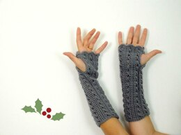 Fingerless gloves Tabitha