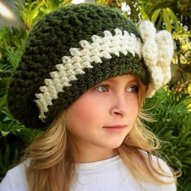 The Bria Slouchy Hat