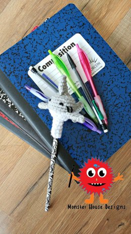 Shark Pencil Topper