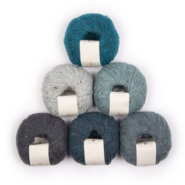 Rowan Felted Tweed 6 Ball Colour Pack