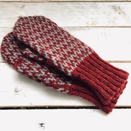 Red Cliff Mittens