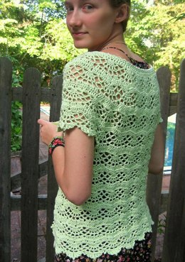 Latticework Cardigan Tutorial