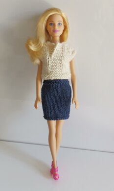 Barbie Office Outfit