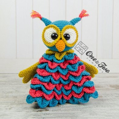 Quinn the Owl Lovey