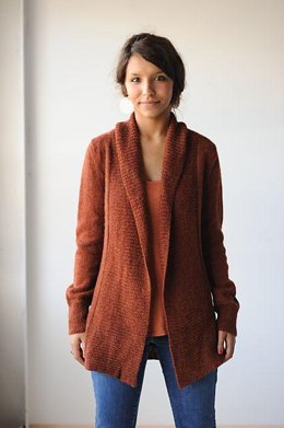 Autumnal Cardigan
