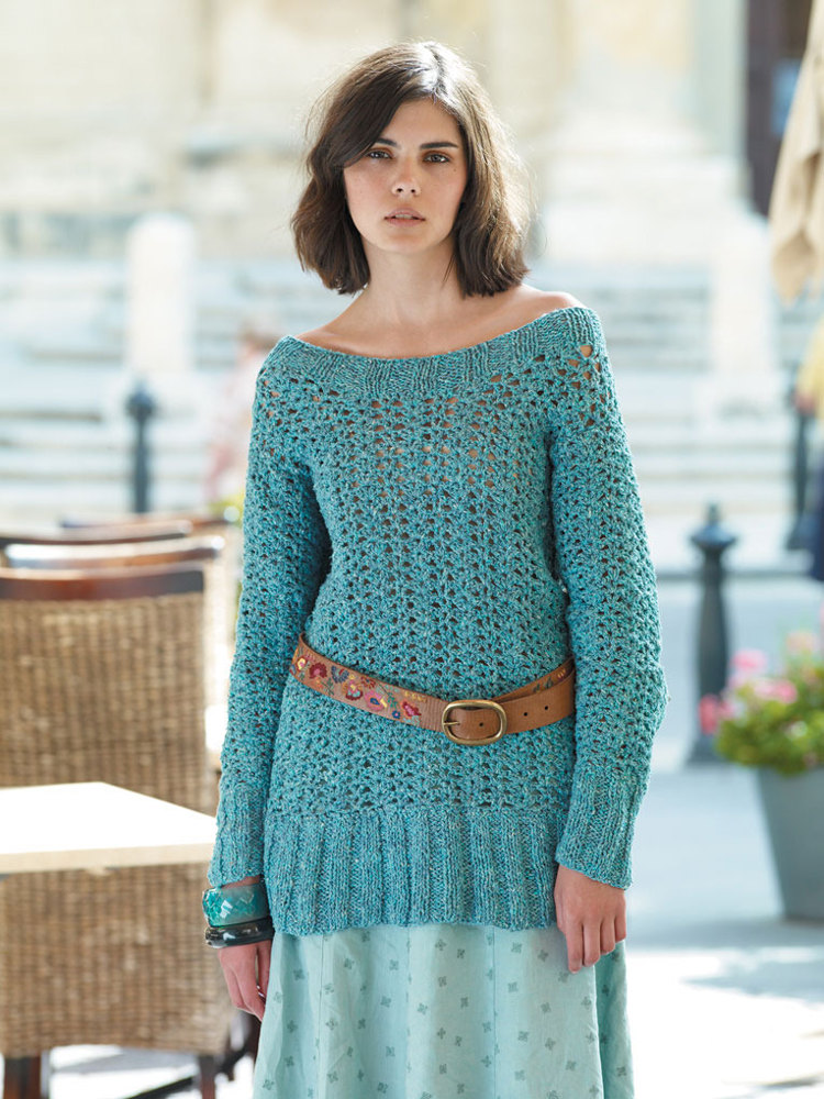 Knitting Patterns For Rowan Summer Tweed : Cheery in Rowan Summer Tweed Knitting Patterns LoveKnitting