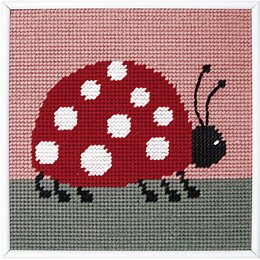 Rico Ladybird Canvas Kit