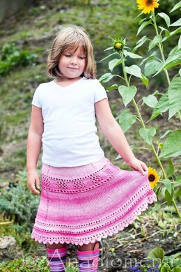 Breezy Summer Skirt