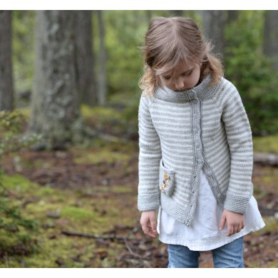 Picking Wildflowers Cardigan