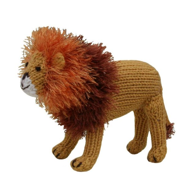 Lion (Noahs Ark) Knitting pattern by Knitables Knitting Patterns Lov...