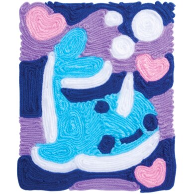 Patch Products Y'art Craft Kit - Narwhal