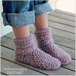 Slouch Boots - Toddler & Youth