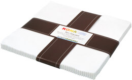Robert Kaufman Kona Cotton Solids 10in Squares - TEN-122-42