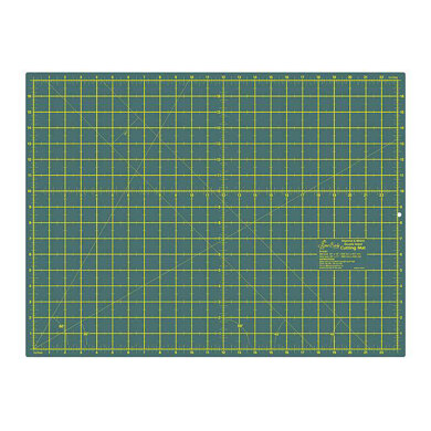 Sew Easy 60 x 45cm Double Sided Cutting Mat