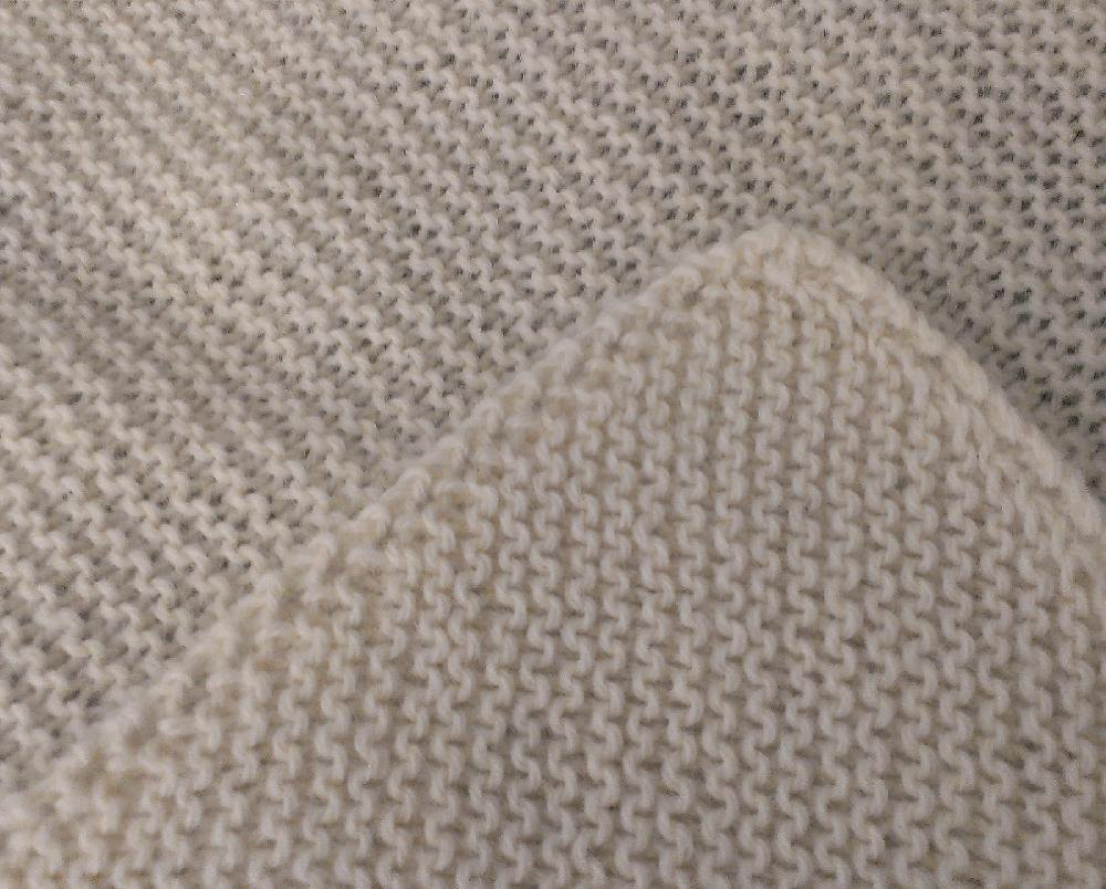 Garter Stitch Comfort Blanket Knitting pattern by Marie Mickiewicz ...