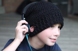 Feel the beat beanie