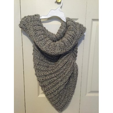 Katniss Hunting Cowl From Catching Fire Knitting Pattern By Merry