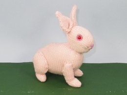 Cute Baby Bunny Toy Animal