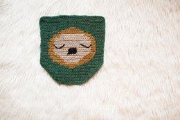 Sloth Mini Wall Hanging
