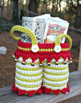 Elf Pants Gift Basket