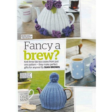 Three in One Tea Cosies