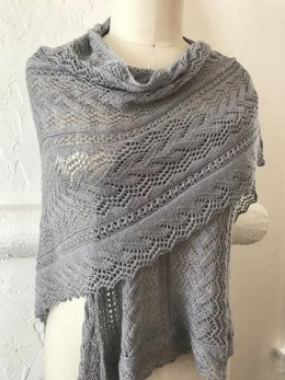 Under the Sun Shawl