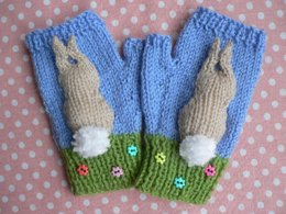 Bunny Mitts
