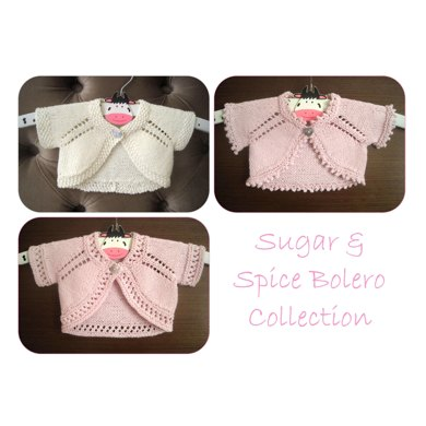 Sugar & Spice Bolero Collection E-Book