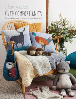 Cute Comfort Knits e-book