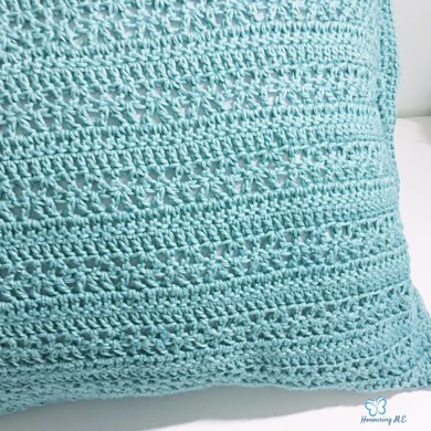 Texture in Stripes Cushion Cover