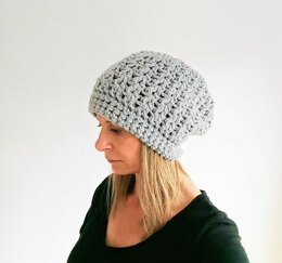 Lacy Slouch Beanie