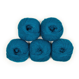 MillaMia Naturally Soft Aran 5 Ball Value Pack