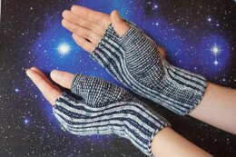 The Astronomer's Mitts
