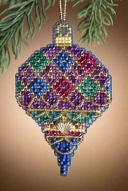 Mill Hill Diamond Holiday Cross Stitch Kit
