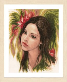 Lanarte Bewitching Youth Cross Stitch Kit - Multi