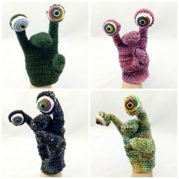 MONSTERS Hand Puppet