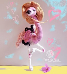 Amigurumi Flamingo Pattern