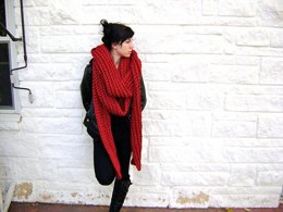 Crochet Scarf Pattern for Mile Long Scarf