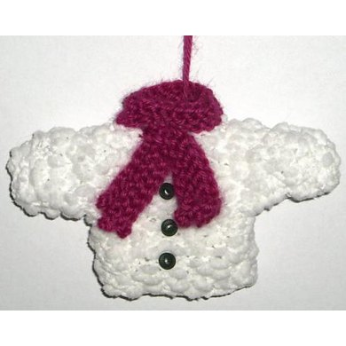 Mini Christmas Sweaters - 009 Knitting pattern by CLAIRE CROMPTON Knitting ...
