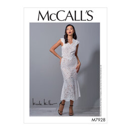 McCall's Misses' Special Occasion Dress M7928 - Sewing Pattern