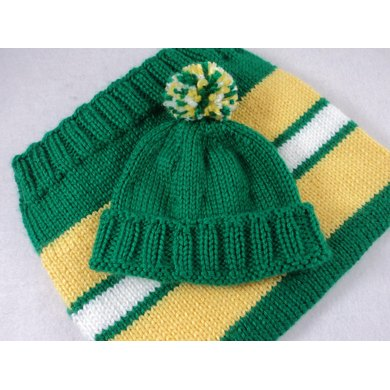 Newest Little Sports Fan Baby Bunting Knitting Pattern By Monique Zobel